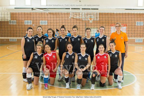 School Volley Perugia - 2ª Divisione Femminile
