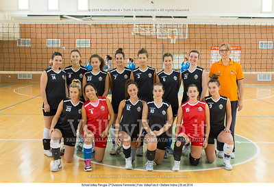 School Volley Perugia - 2ª Divisione Femminile