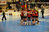 Team Jubel, VC Kanti - Senic 3:1 (Challenge Cup 2010/2011) © Reinhard Standke