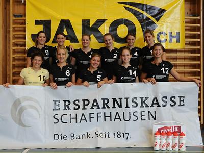 VBC Schaffhausen (NLB 2010/2011)