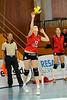 Volley Köniz - VC Kanti 3:1, 09.12.2012 © Reinhard Standke