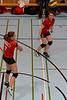 2. Liga Frauen, 2013/2014: KJS Schaffhausen - VC Kant SH 2 3:0, 21.12.2013