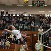 NLA 2013/2014: Spiele um Rang 3, 1. Runde: Neuenburg UC - VC Kanti 3:1, 06.04.2014