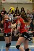 NLA 2013/2014: Spiele um Rang 3, 2. Runde: VC Kanti - Neuenburg 1:3; Endstand 0:2; 12.04.2014