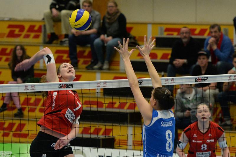 NLA 2013/2014, Finalrunde: VC Kanti - Volley Köniz 0:3, 12.03.2013