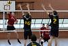 1. Liga, 2013/2014: VBG Klettgau - VBC Wetzikon 3:1, 22.03.2014