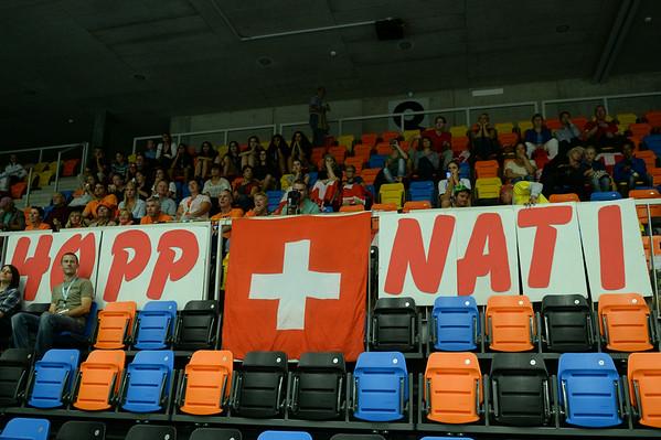 Holland - Schweiz 3:0