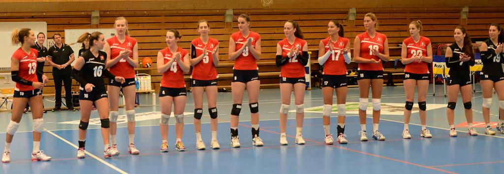 15.05.2015: Schweiz - Frankreich 1:4