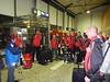 VC Kanti: CEV Challenge Cup in Orivesi, Reise und Training, 11.11.2014 @ Reinhard Standke