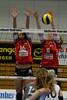 NLA 2015/2016:  VC Kanti - Volley Düdingen 0:3, 31.10.2015 © Reinhard Standke