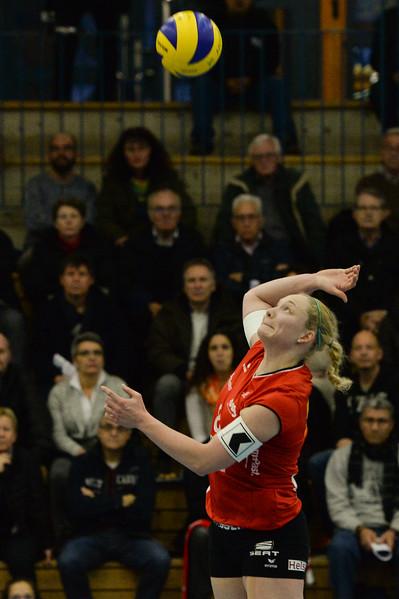 Volley Cup 2016/2017: VC Kanti - Neuenburg UC 0:3, 29.01.2016 © Reinhard Standke