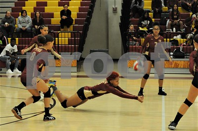 NBHS VOLLEYBALL VS TOLLAND 10-10-19