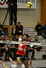 Schaffhausen, NLA Play-off-1/4-Final: VC Kanti - Franches-Montagnes, 16.02.2020 © Reinhard Standke