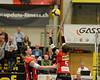 Schaffhausen, NLA Qualifikation: VC Kanti - Volley Toggenburg, 3:0, 31.01.2020 © Reinhard Standke