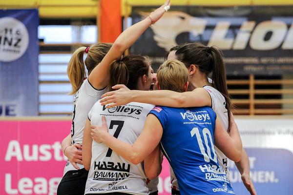 SG Prinz Brunnenbau Volleys vs TI Volley