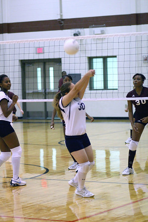 Howard 8B Volleyball vs Coble