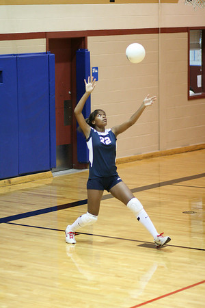 Howard MS Volleyball