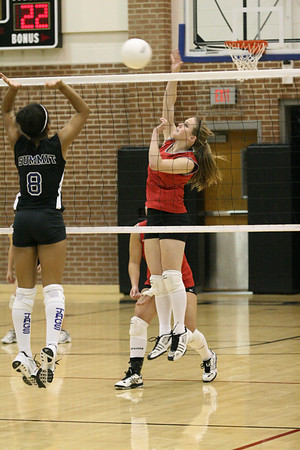 Legacy JV vs Summit JV - Match #2, 2007