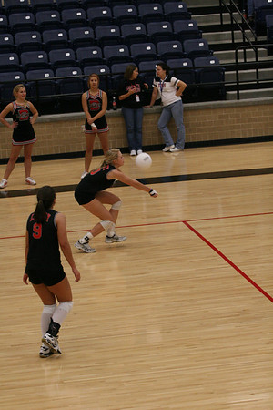 Legacy JV vs Timberview JV, Match #2, 2007