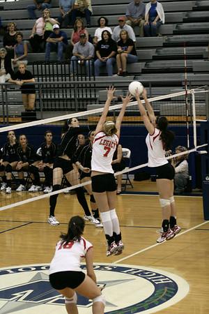 Legacy Varsity vs Weatherford Varsity - Match #2, 2007