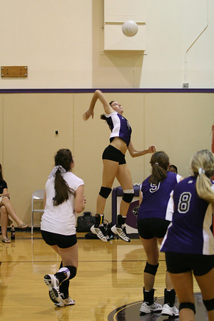 Paschal vs Legacy Volleyball - 2007