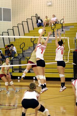 2008 Legacy Varsity vs Keller Central