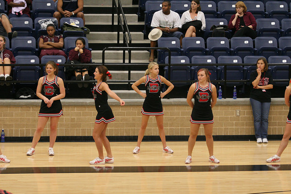 Mansfield Legacy Cheerleaders