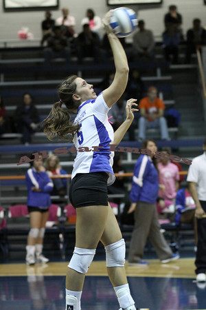 UTA vs Sam Houston VB - 2011