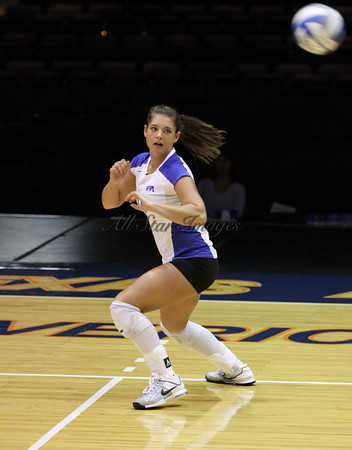 UTA vs UALR VB - 2010