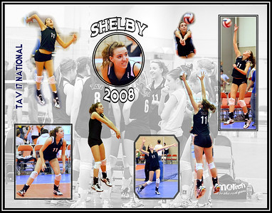 Volleyball 2008-09
