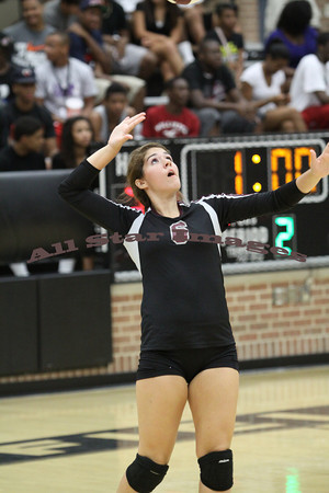 Timberview vs Forney Varsity VB - 2011