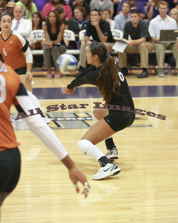 TCU VB vs Texas - 2013