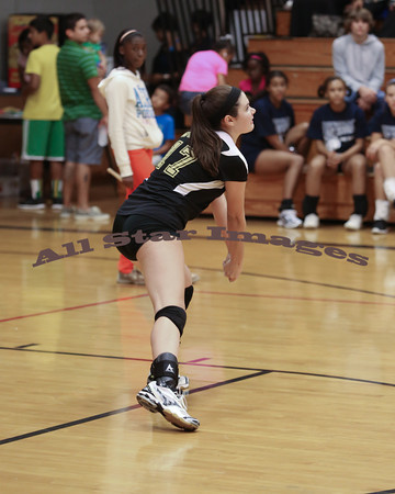 Worley 8A VB vs Howard - 2013