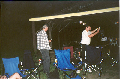 2001-8-11 05 Camp Out Night