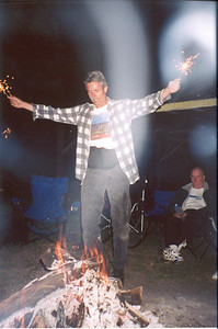 2001-8-11 06 Firewalker Hollywood-Camp Out Night