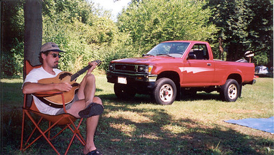 2001-8-12 13 Camp Out Sunday