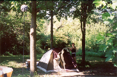 2001-8-12 11 Camp Out Sunday