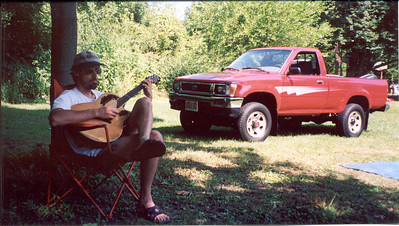 2001-8-12 12 Camp Out Sunday