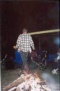 2001-8-11 08 Firewalker Hollywood-Camp Out Night