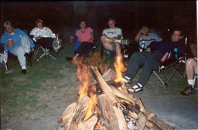 2001-8-11 02 Camp Out Night