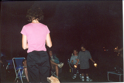 2001-8-11 01 Camp Out Night