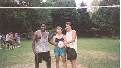 2002-8 Volleyball Campout -Champions