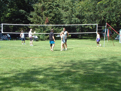 2006 Volleyball Campout