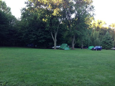 2013 Volleyball Campout: Maple Leaf Park
