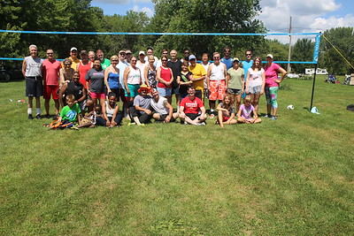 20160806 VOLLEYBALL CAMPOUT WEEKEND