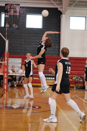 JV Volleyball vs. TCH and JCA