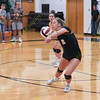 10/29/19 - Girls Volleyball - C3 District 2 finals - St. Genevieve vs Festus