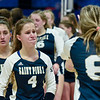 11/09/19 - Girls Volleyball - Class 2 state champ- Hermann vs St. Pius X