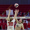 11/09/19 - Girls Volleyball - Class 4 state championship - Nixa vs Lafayette