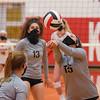 10/08/20 - Girls Volleyball - Kirkwood at Lindbergh